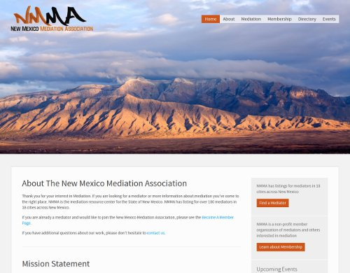 New Mexico Mediation Association
