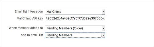 basic-mailchimp-integration
