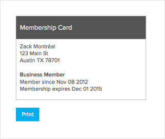 photo regarding Printable Membership Cards identify Printable HTML Bins for Subscription Playing cards and Even further