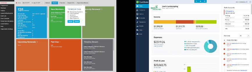MembershipWorks Membership Software – QuickBooks Integration