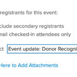 Include secondary registrants in email