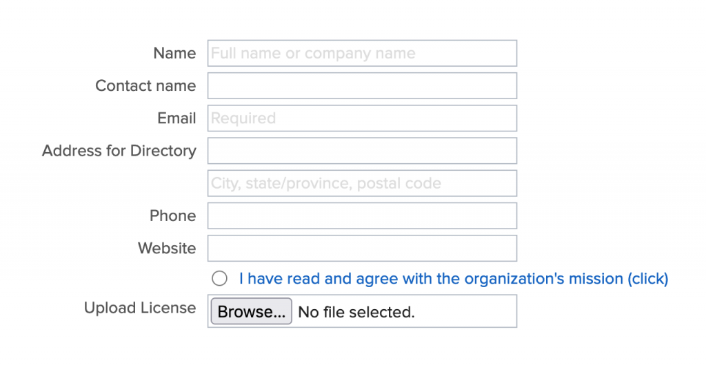 member join form with file upload